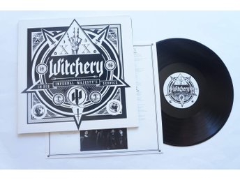 ** Witchery - In His Infernal Majesty's service **
