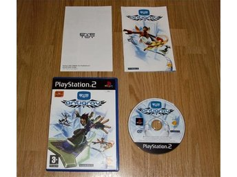 PS2: EyeToy Antigrav