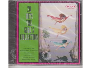 20 hits the girl's collection cd-skiva