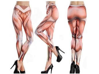 Fitness Yoga pants leggins Storlek: Midja: 60-105cm - Poole - Fitness Yoga pants leggins Storlek: Midja: 60-105cm - Poole