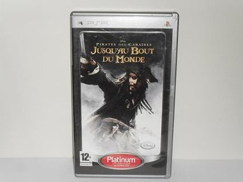 Sony PSP spel Pirates of the caribbean