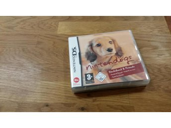 NINTENDOGS DACHSUND & FRIENDS DS BEG
