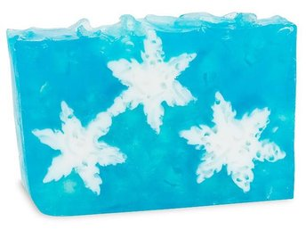 Primal Elements Bar Soap Snowflakes 170g