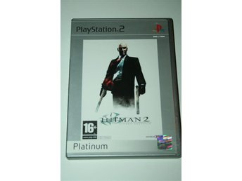 HITMAN 2 : SILENT ASSASSIN (PS2 - PLAYSTATION 2)