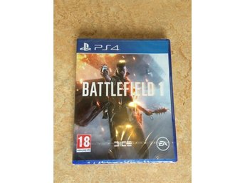Battlefield 1 ps4 - Göteborg - Battlefield 1 ps4 - Göteborg