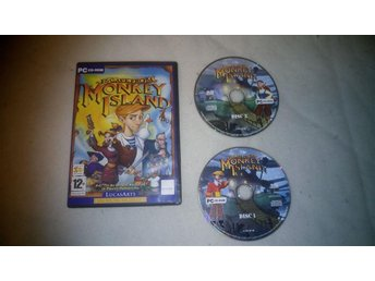 Escape from MONKEY ISLAND , PC CD-ROM  LucasArts