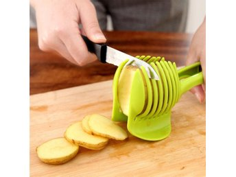 Potato Cutter Food Tomato Peel Onion Lemon Vegetable Fruit Slicer Egg