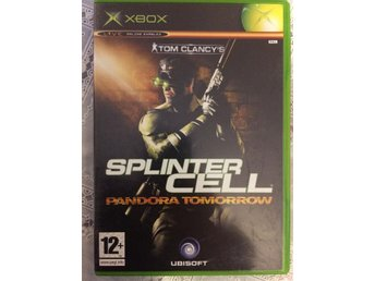 Xbox - Splinter Cell - Xbox