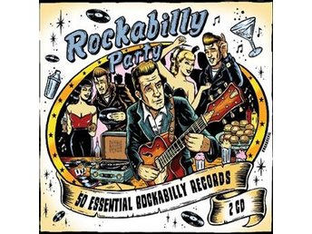 Rockabilly Party/50 Essential Rockabilly Record. (2CD)