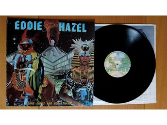 Eddie Hazel - Game, Dames and Guitar Thangs (Funkadelic / Parliament)   LP