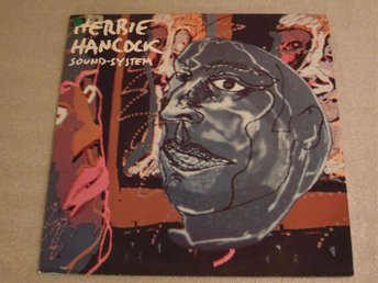 HERBIE HANCOCK - SOUND-SYSTEM - LP