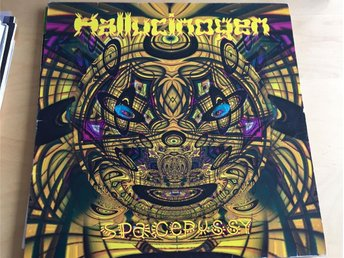 "Hallucinogen - Space pussy, 12"" electronica, trance, techno"
