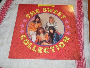 SWEET--Collection.    2 LP