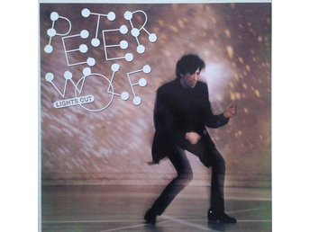 Peter Wolf title* Lights Out* Pop Rock, Funk EU LP