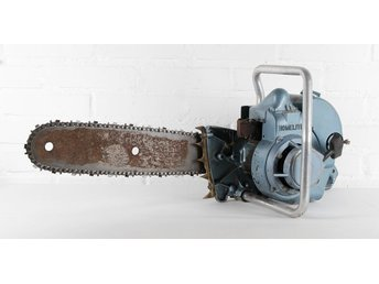 Motorsåg - Homelite Zip Chain Saw - USA