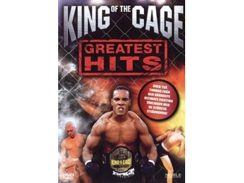 DVD - King of the Cage: Greatest Hits (Beg)