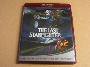 THE LAST STARFIGHTER (HD DVD) Svår utgåva