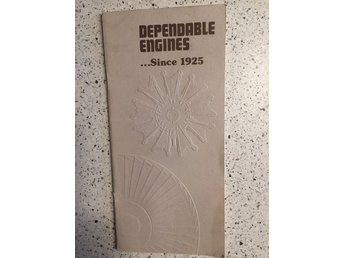 Dependable Engine. Pratt & Whitney. 1988