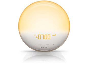 Philips - Wake-Up Light alarm clock HF3531/01