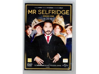 Mr Selfridge säsong 1
