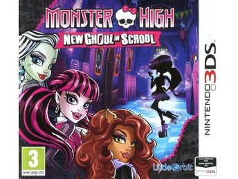 Monster High: New Ghoul in School (Beg)