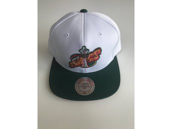 Seattle Super Sonics - NBA - Mitchell & Ness - keps (NY)
