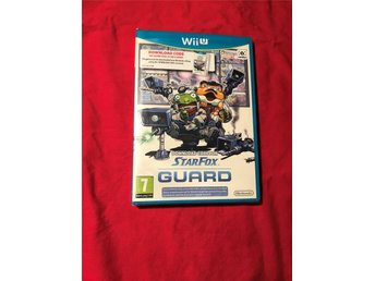 STAR FOX GUARD NINTENDO WII U INPLASTAD