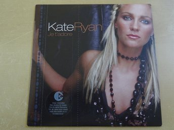 KATE RYAN Je t'adore Driving away Eurovision 2006 Belgien CD Singel