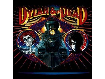 Dylan Bob & Grateful Dead: Dylan & The Dead (Vinyl LP + Download)