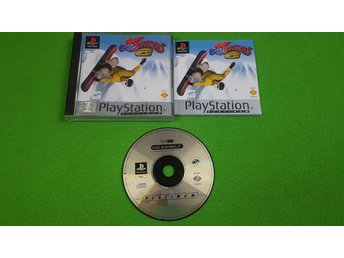 Cool Boarders 2 Playstation 1 PSone ps1