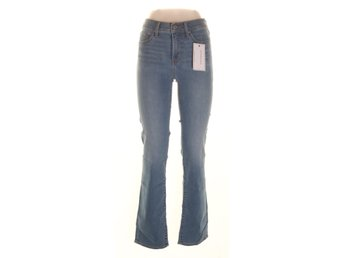 Levi Strauss & Co, Jeans, Strl: W27, 314 Shaping Straight, Blå