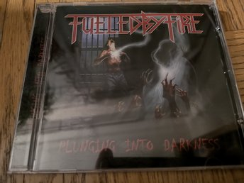 FUELED BY FIRE - Plunging into Darkness - Thrash