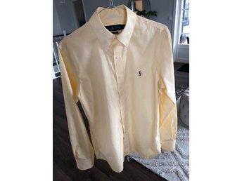 Ralph Lauren Skjorta easy care storlek 38 (340996496) ᐈ Köp på Tradera 3e55bb853855d