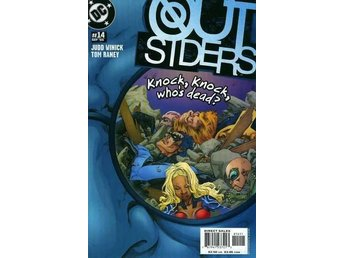 Outsiders #14 2004 NM-