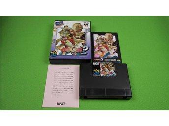 Fatal Fury 2 Neo Geo AES MYCKET FINT SKICK - Hägersten - Fatal Fury 2 Neo Geo AES MYCKET FINT SKICK - Hägersten