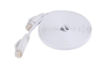 10m Nätverkskabel LAN-kabel Platt och smidig 1,5mm tjock Cat 6 - Hong Kong - 10m Nätverkskabel LAN-kabel Platt och smidig 1,5mm tjock Cat 6 - Hong Kong