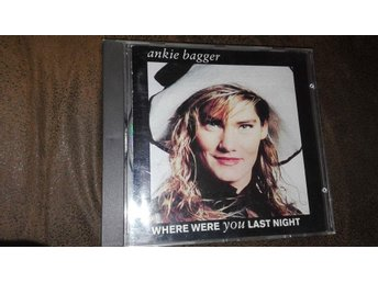 Ankie Bagger - Where were you last night - 89