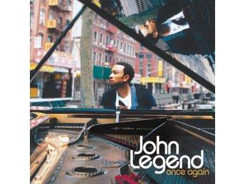 John Legend - Once Again (CD) - Sundsvall - John Legend - Once Again (CD) - Sundsvall