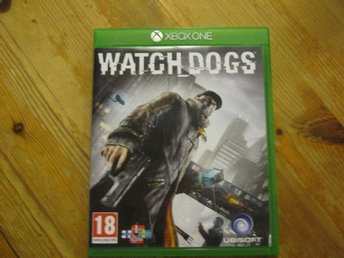 Watch Dogs Xbox One - Arboga - Watch Dogs Xbox One - Arboga