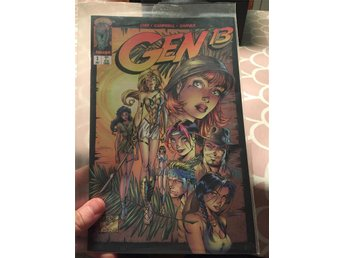 Comic. Gen 13; Magic mystery tour. 1995