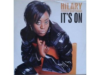 Hilary  titel*  It's On* 12