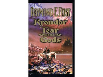 Raymond E. Feist - Krondor - Tear of the gods (På engelska)