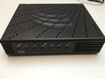 ComHem modem (Scientific Atlanta)