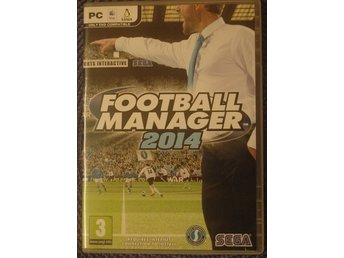 *** FOOTBALL MANAGER 2014 ***