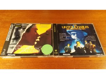 2 Filmer till CD-I / CDI - The Untouchables & Indecent Proposal