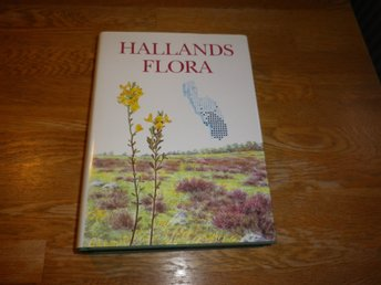 Hallands flora - Kjell Georgson mfl.