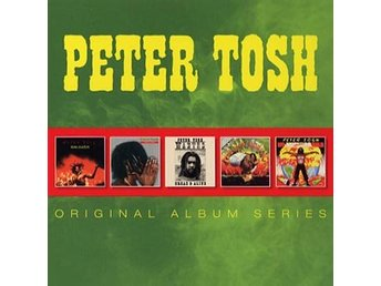 Tosh Peter: Original album series 1978-87 (5 CD)