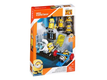 Mega Bloks Despicable Me Minions Jail Break