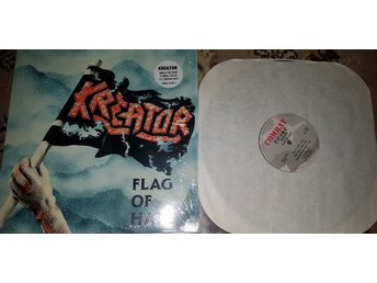 Kreator Flag of hate VINYL