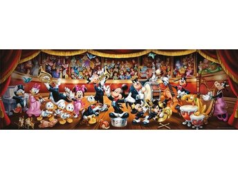 1000 pcs. PANORAMA DISNEY ORCHESTRA